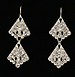 Deco Society Earrings